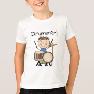 Drummer - Male Tshirts and Gifts