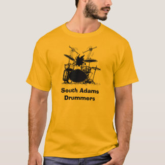 Drummer, South Adams Drummers T-Shirt