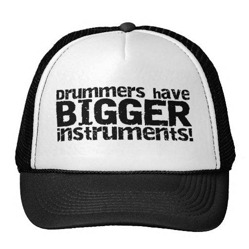 Drummers Have Bigger Instruments Hat