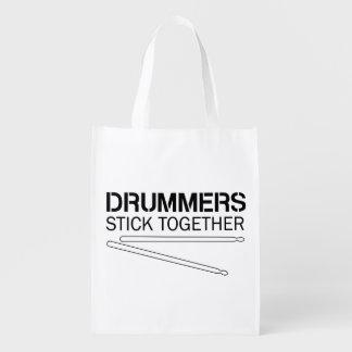 Drummers Stick Together