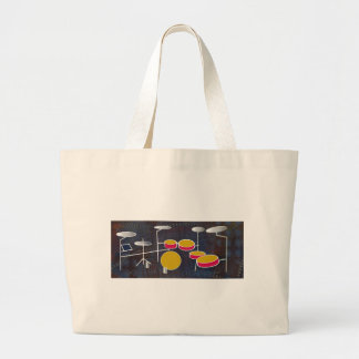 Drumming Fun! Large Tote Bag