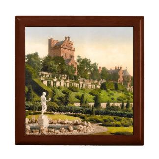 Drummond Castle Perthshire Scotland Gift Box