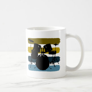 Drums and Stripes Mug