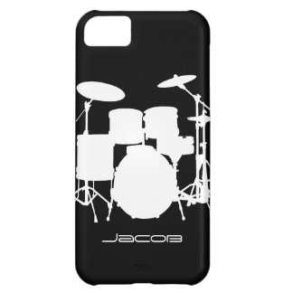Drums Customizable iPhone 5C Case