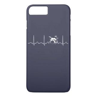 DRUMS HEARTBEAT iPhone 7 PLUS CASE
