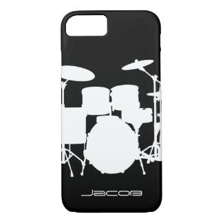 Drums iPhone 7 Case