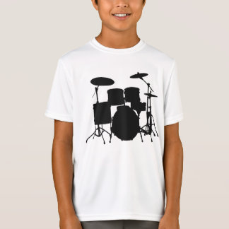 Drums Kids' Sport T-Shirt