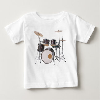 Drums Tools Percussion Music Concert Baby T-Shirt