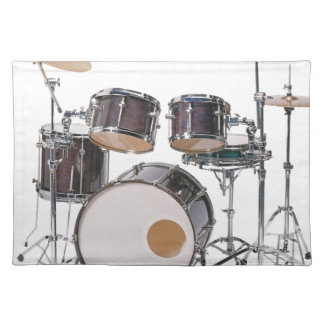 Drums Tools Percussion Music Concert Placemat