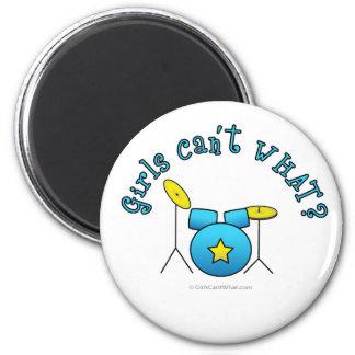 Drumset - Blue Magnet