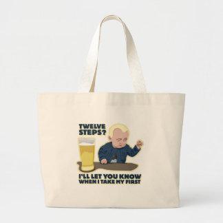 Drunk Baby 12 Step Program? Bags
