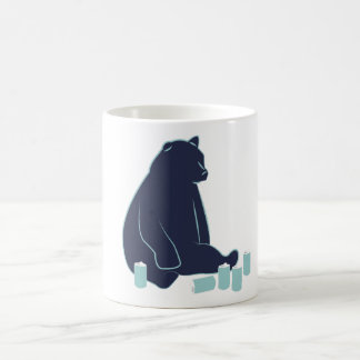 Drunk Bear Coffee Mug