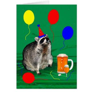 drunk card