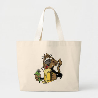 Drunk Cat Bags