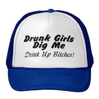 Drunk Chicks Dig Me Cap