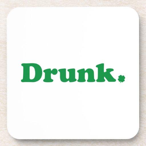 Drunk Drink Coaster