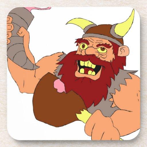 Drunk-dwarf.gif Drink Coaster