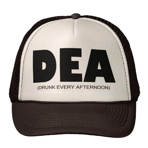 Drunk Every Afternoon Cap