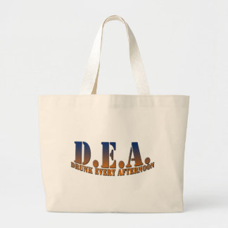 Drunk Every Afternoon - Low Arc Canvas Bag