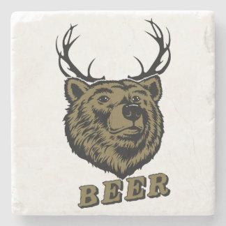 Drunk Funny Novelty Beer Stone Beverage Coaster
