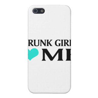 Drunk Girls Love Me Cover For iPhone 5/5S
