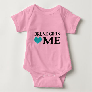 Drunk Girls Love Me T-shirts