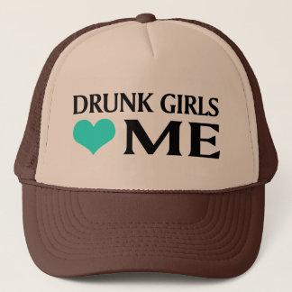 Drunk Girls Love Me Trucker Hat