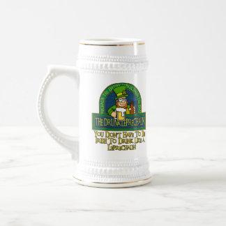Drunk Leprechaun Mug