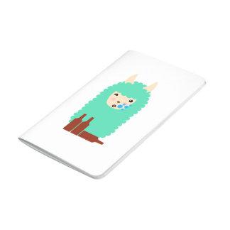 Drunk Llama Emoji Journal