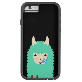 Drunk Llama Emoji Tough Xtreme iPhone 6 Case