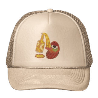 Drunk Mango Baseball Cap