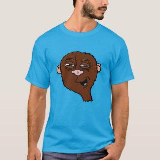 Drunk Monkey face T-Shirt