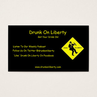 Drunk On Liberty Cards
