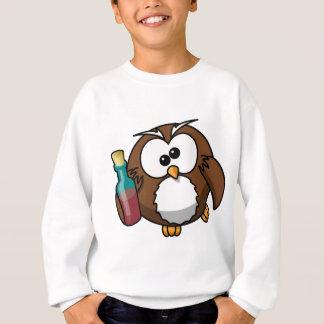 Drunk Owl Sweatshirt