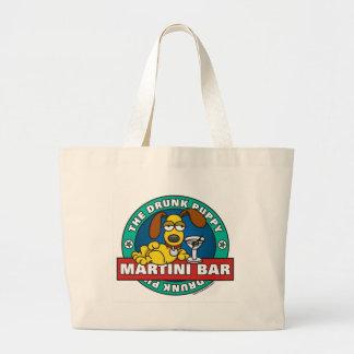 Drunk Puppy Martini Bar Bag