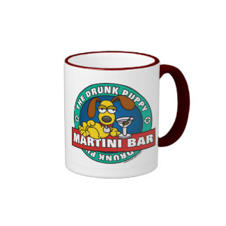 Drunk Puppy Mug