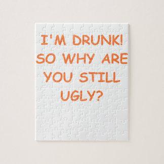 drunk jigsaw puzzle