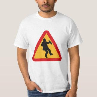 Drunk Warning shirts & jackets