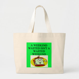 DRUNK weekend wasted Canvas Bag