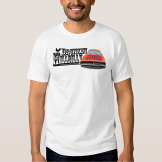 "Drunken Hillbilly - ""Charger"" 2.0 T-shirt"