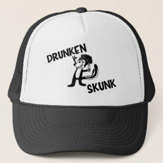 DRUNKEN SKUNK TRUCKER HAT