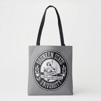 Drunken State University Tote Bag