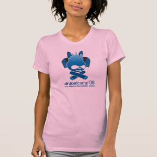 Drupal Camp LA 2008 Flame Shirt (Women)