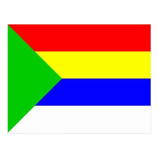 Druze, Democratic Republic of the Congo Postcard
