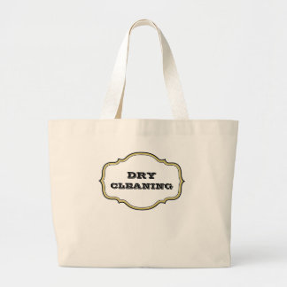 Dry Cleaning Apothecary Label Tote