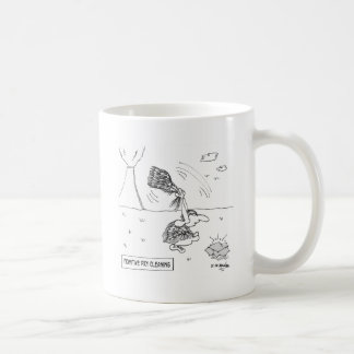 Dry Cleaning Cartoon 2892 Coffee Mug
