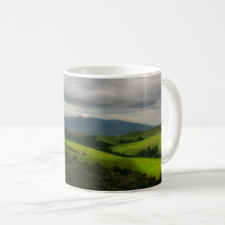 Dry Creek Park with Storm Approaching Coffee Mug