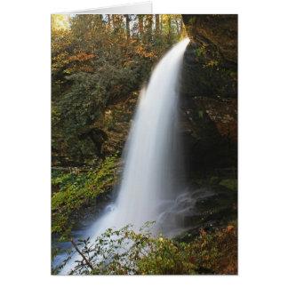 Dry Falls Card