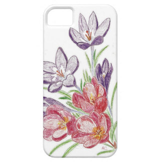 Dry flowers iPhone 5 case