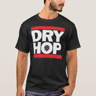 DRY HOP Craft Beer Shirt - Black